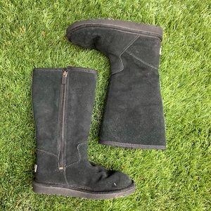 UGG | black girls tall Ugg boots